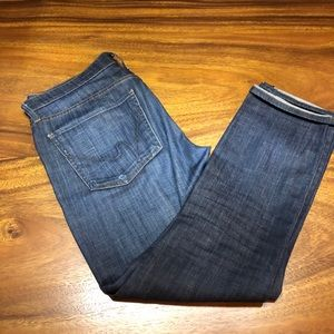 EUC Citizens of Humanity Denim Crops! Size 29!